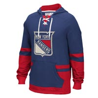New York Rangers CCM Retro Pullover Lace Hoodie 2 All items