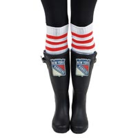 New York Rangers Women's Cuce Frontrunner Rain Boots & Socks All items