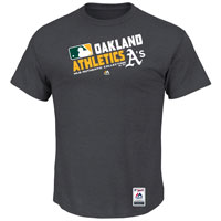 Oakland Athletics Authentic Collection Team Choice Heathered T-Shirt All items