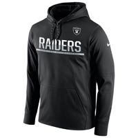 Oakland Raiders NFL Circuit PO Hoodie All items