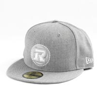 Ottawa Redblacks CFL 59FIFTY Heather League Fitted Cap All items