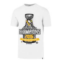 Pittsburgh Penguins 2016 Stanley Cup Champs Locker Room All Pro '47 Flanker All items