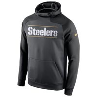 Pittsburgh Steelers NFL Champ Drive Hyper Speed Hoodie All items