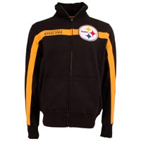 Pittsburgh Steelers NFL Spike Full Zip Crew All items