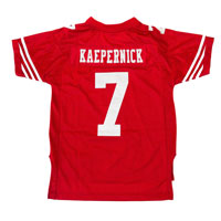 San Francisco 49ers Colin Kaepernick NFL Team Apparel Youth Limited Replica All items