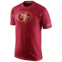 San Francisco 49ers NFL Champ Dri-FIT Gold Collection T-Shirt All items