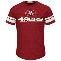 San Francisco 49ers Past The Limit NFL T-Shirt All items