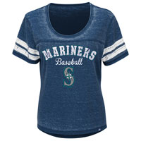 Seattle Mariners Women's Loving The Game T-Shirt All items