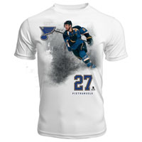 St. Louis Blues Alex Pietrangelo FX Highlight Reel Kewl-Dry T-Shirt All items