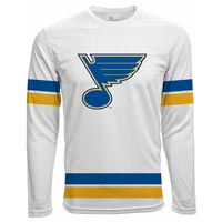 St. Louis Blues Authentic Scrimmage FX Long Sleeve T-Shirt All items