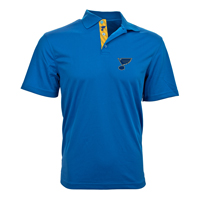 St. Louis Blues Omaha Skate Lace Polo All items