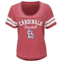 St. Louis Cardinals Women's Loving The Game T-Shirt All items