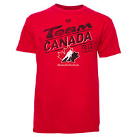 Team Canada Journey T-Shirt All items