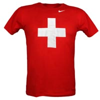 Team Switzerland IIHF Logo T-Shirt All items