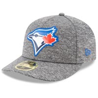 Toronto Blue Jays MLB Team Bevel Low Profile 59FIFTY Cap All items