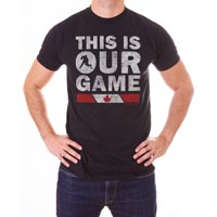 True Rivalry This Is Our Game T-Shirt All items