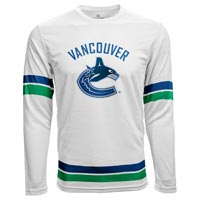 Vancouver Canucks Authentic Scrimmage FX Long Sleeve T-Shirt All items