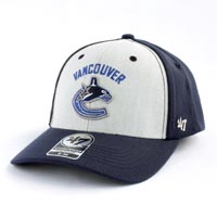 Vancouver Canucks Backstop Stretch Fit Cap All items
