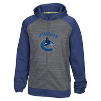 Vancouver Canucks Center Ice TNT Speedwick Full Zip Hoodie All items