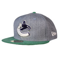 Vancouver Canucks Heather Action 59FIFTY Fitted Cap All items