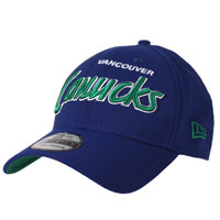Vancouver Canucks Script Sign Classic 39THIRTY Cap All items