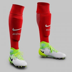 Atlético de Madrid Home Stadium Socks 2017-18 All items