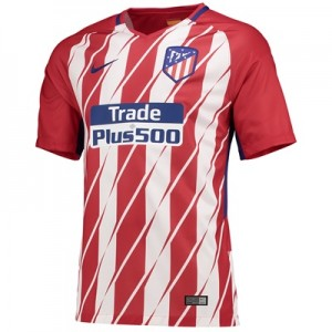 Atlético de Madrid Home Stadium Shirt 2017-18 – Kids All items
