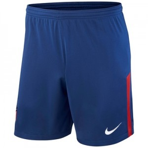 Atlético de Madrid Home Stadium Shorts 2017-18 – Kids All items