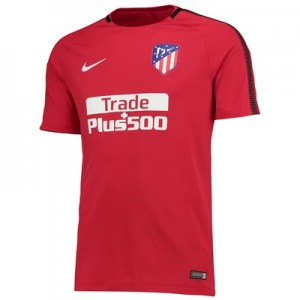Atlético de Madrid Squad Training Top – Red All items