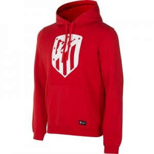 Atlético de Madrid Core Hoodie – Red All items