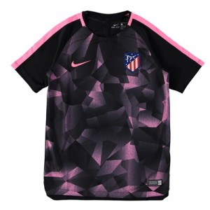 Atlético de Madrid Squad Pre Match Top – Black – Kids All items