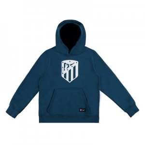 Atlético de Madrid Core Hoodie – Teal – Kids All items