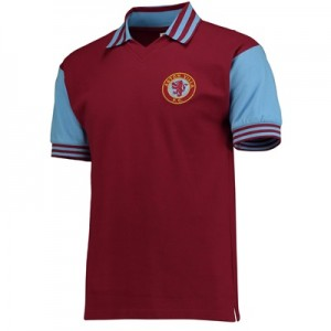 Aston Villa 1981 Home Shirt All items