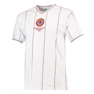 Aston Villa 1982 European Cup Final Shirt All items