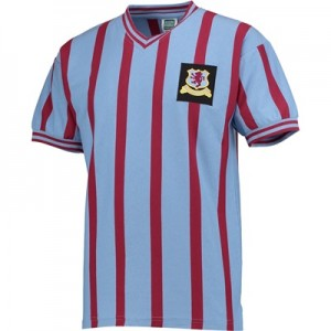 Aston Villa 1957 FA Cup Final Shirt All items