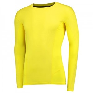 Aston Villa HeatGear Warp Sonic Baselayer Top – Long Sleeve – Sunbleac All items