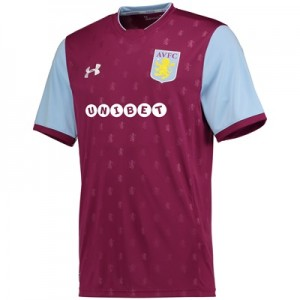Aston Villa Home Shirt 2017-18 All items