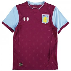 Aston Villa Home Shirt 2017-18 – Kids All items