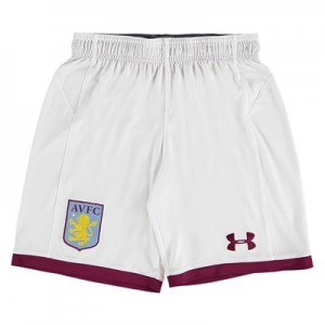 Aston Villa Home Shorts 2017-18 – Kids All items