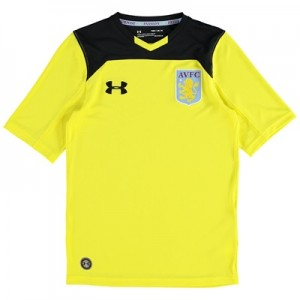 Aston Villa Home Goalkeeper Shirt 2017-18 – Kids All items