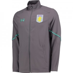 Aston Villa Training Jacket – Graphite All items