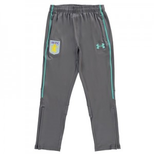 Aston Villa Training Pants w/zip – Graphite – Kids All items