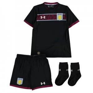 Aston Villa Away Infant Kit 2017-18 All items