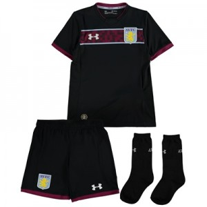 Aston Villa Away Toddler Kit 2017-18 All items