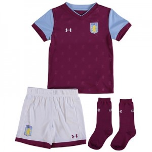 Aston Villa Home Toddler Kit 2017-18 All items
