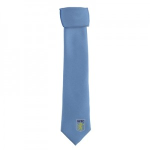 Aston Villa Tie – Polyester – Sky All items