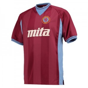 Aston Villa 1984 Home Shirt Aston Villa