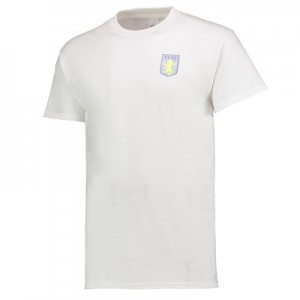 Aston Villa Classic T-Shirt – White – Mens All items