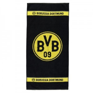 BVB Crest Towel – 100 x 50cm All items
