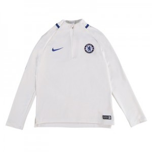 Chelsea Squad Drill Top – White – Kids All items